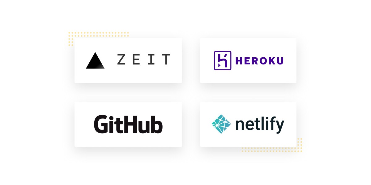 Pull Request Reviews work with popular deployment methods, such as Vercel, Netlify, Heroku or GitHub deployment statuses.